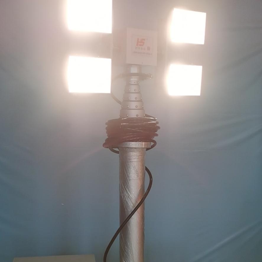 河圣牌 指挥车升降照明灯 车载移动照明设备