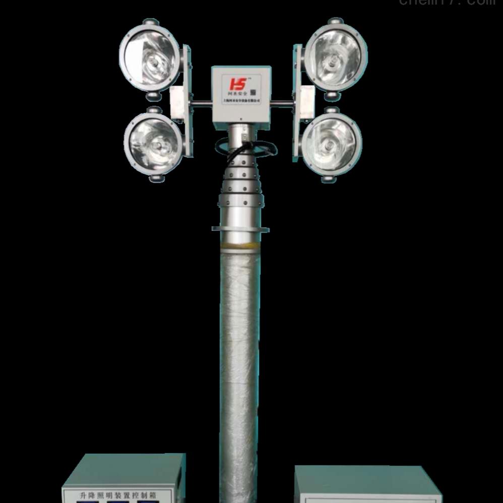 车顶应急照明设备、应急升降照明灯