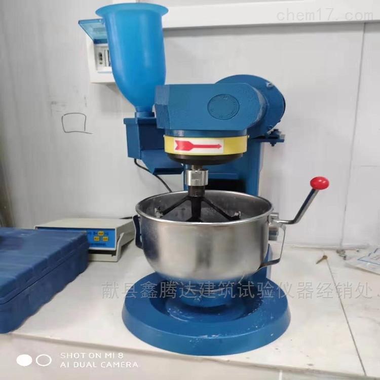 水泥胶砂搅拌机JJ-5型