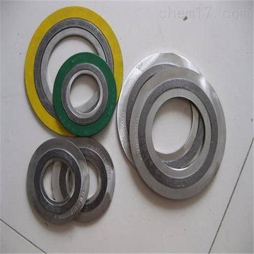 DN150不锈钢柔性石墨金属缠绕垫片定做
