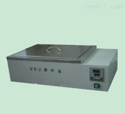 GWSY-1 高温沙浴锅(600℃)