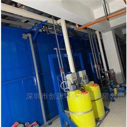 PLC全自动MBR污水处理设备智能设备