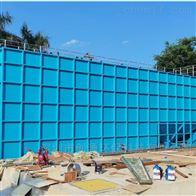 200吨地埋式生活污水处理设备MBR工艺设备