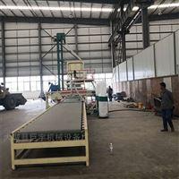 大型水泥岩棉砂浆复合板设备