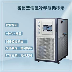 DLSB-5密闭型低温冷却液循环泵
