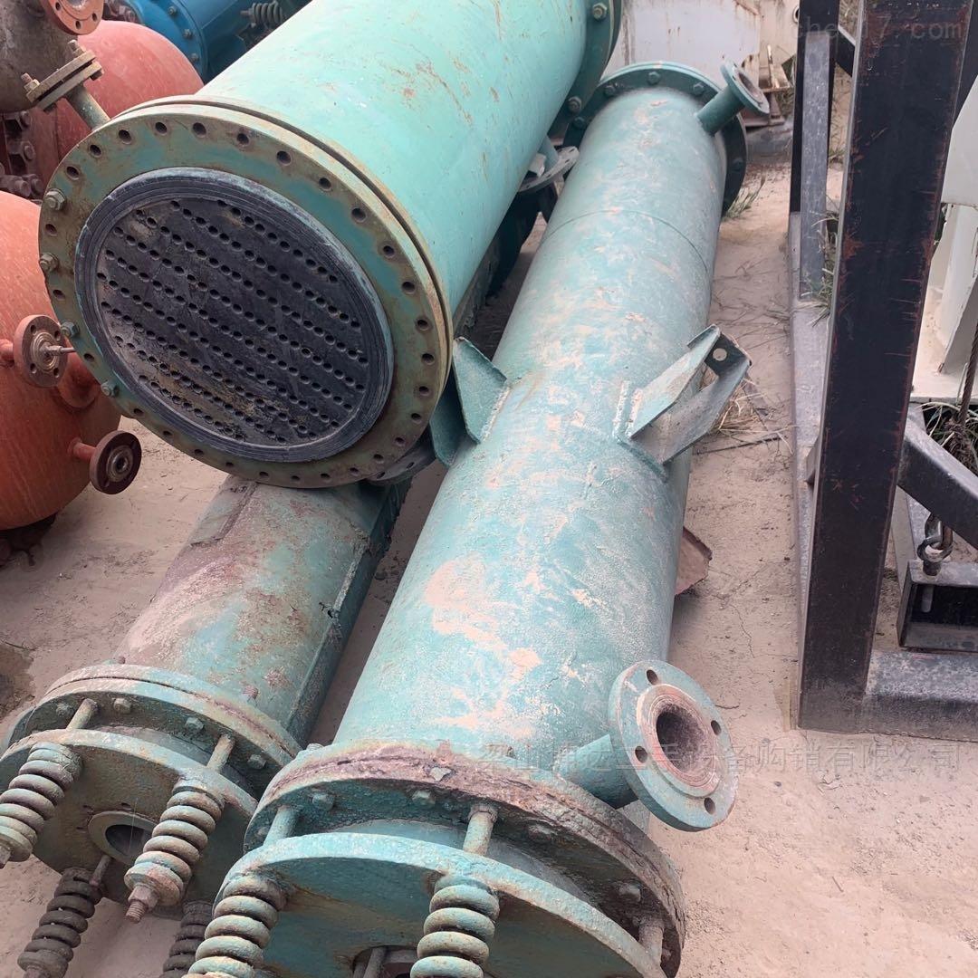 回收冷却设备 石墨列管式冷凝器