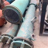 5-1000平方回收冷却设备 石墨列管式冷凝器