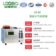 LB-6E室内环境空气双路转子流量计大气采样器