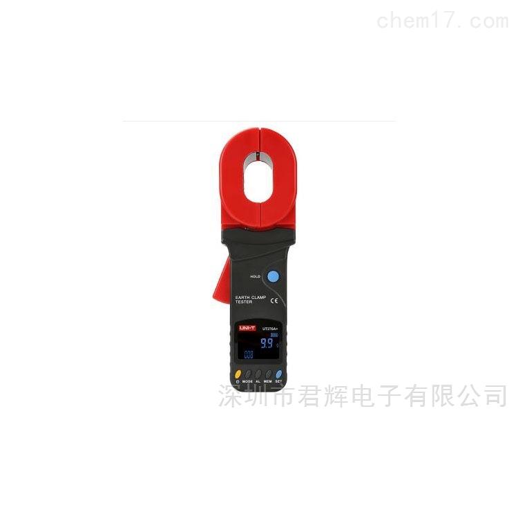 UT276A+钳形接地电阻测试仪