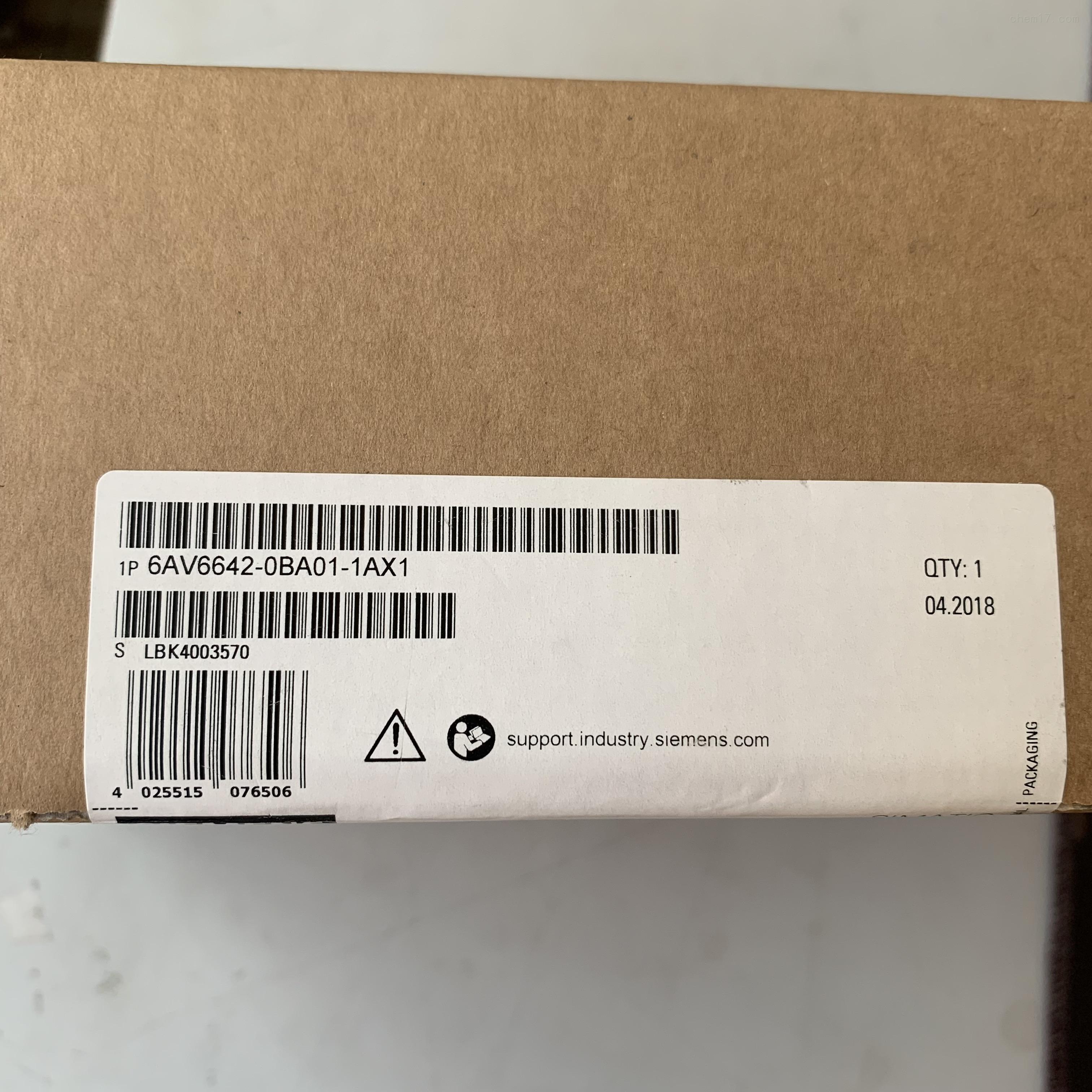 遂宁西门子TP 177B PN/DP触摸屏模块代理商