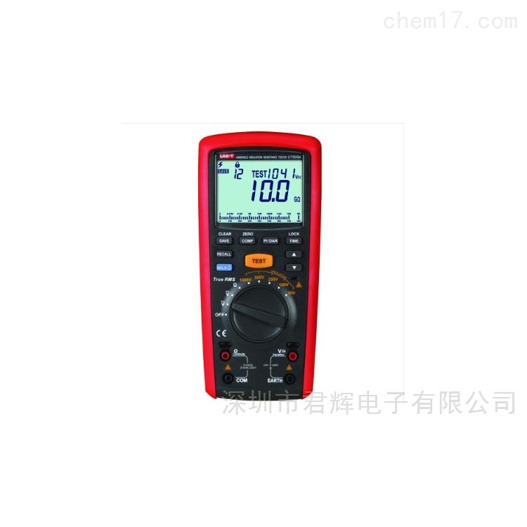 UT505A 手持式绝缘电阻测试仪