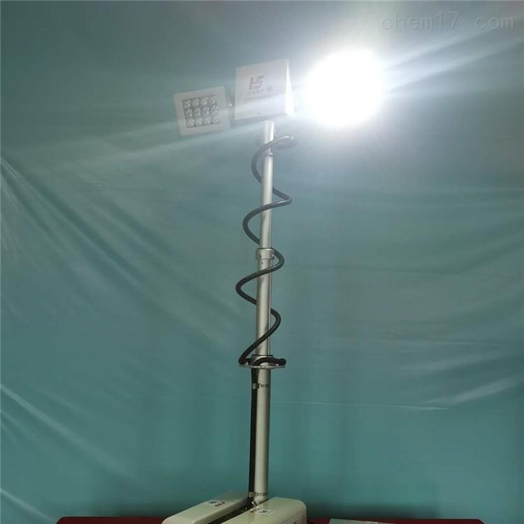 河圣安全 车载式升降照明设备 金属卤化物灯