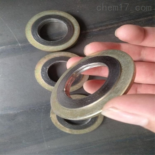 临沂市耐高温304金属石墨缠绕垫片