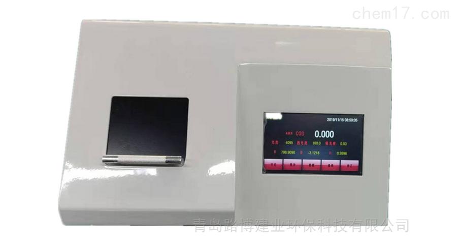 便携式COD检测仪的操作使用