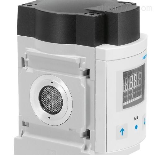 FESTO德国费斯托流量传感器安装维护