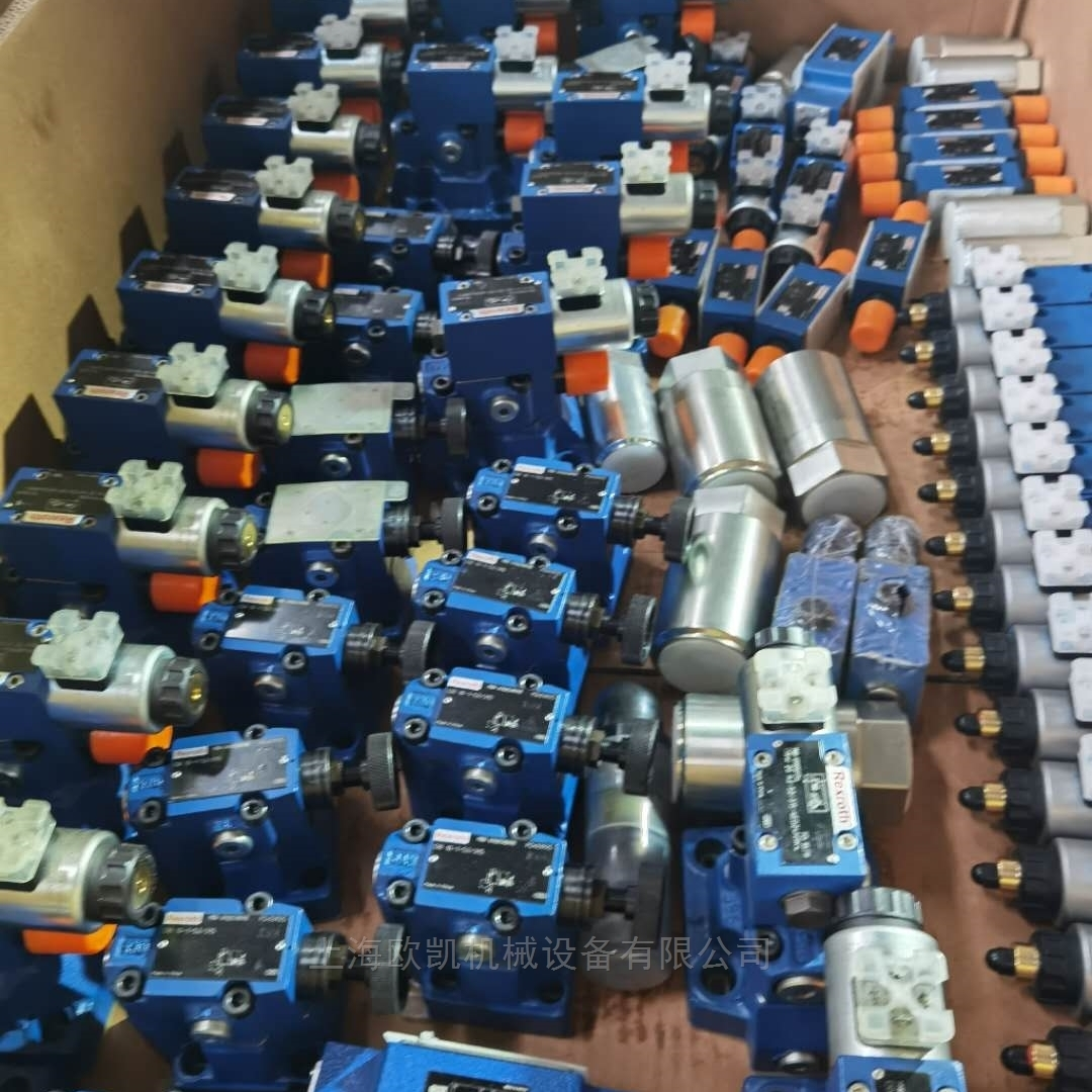 力士乐电磁阀4WE系类技术数据说明