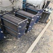 新到5台316L材质20平方板式换热器