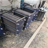 20m新到5台316L材质20平方板式换热器