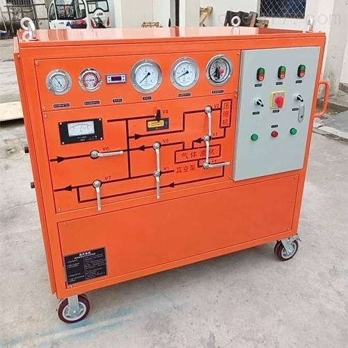 泰宜SF6气体抽真空充气装置