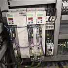 西门子6SE70伺服驱动器上电就报警检修成功