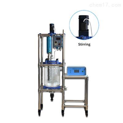 JH-BL20超声波玻璃中试油水乳化设备