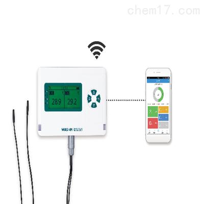 WS-T21G-A PLUS4G無線雙通道溫度采集器