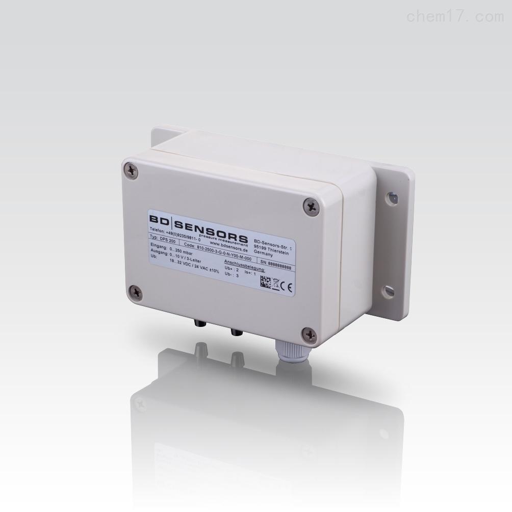 德国BD硅传感器
