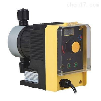 加药计量泵电磁隔膜泵JLM2001