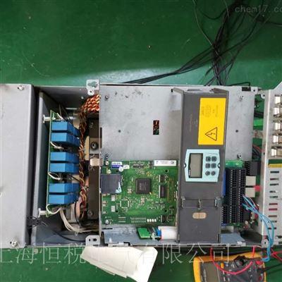 徹底修複西門子6RA80直流驅動器報警無法消除