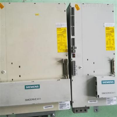 西門子機床電源模塊指示燈不亮十年修複解決