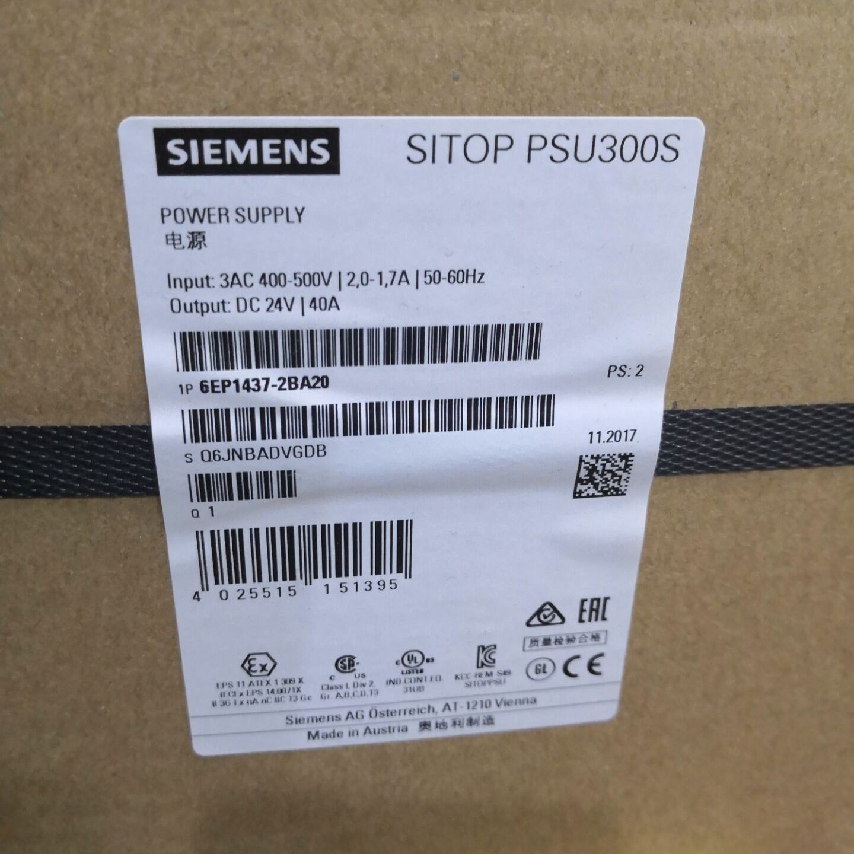 忻州西门子SITOP电源模块代理商