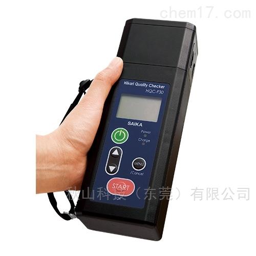 日本赛卡saika便携式食品质量无损检测仪