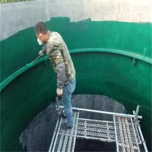中温玻璃鳞片胶泥 环氧防腐涂料介绍