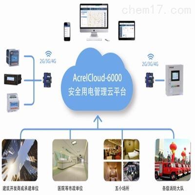 Acrelcloud-6500銀行安全用電管理