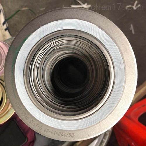 高温高压DN150金属四氟缠绕垫片现货