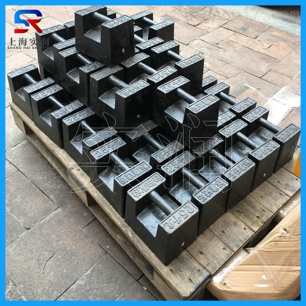 杭州25kg铸铁砝码生产批发