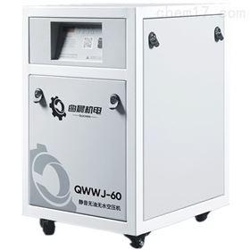 QWWJ-60静音无油无水空压机