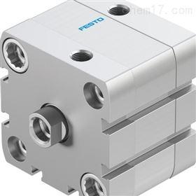 ADN-50-10-I-P-A德国FESTO弹性缓冲气缸行程选择