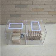 蟑螂饲养缸 蜚蠊类生物饲养盒 养虫盒