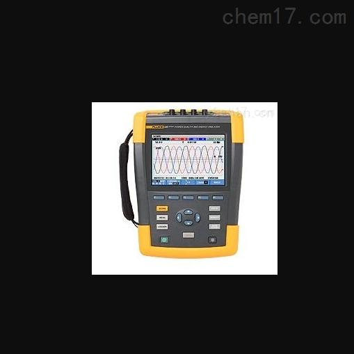 大连市承试电力设备触摸屏式电能参量分析仪