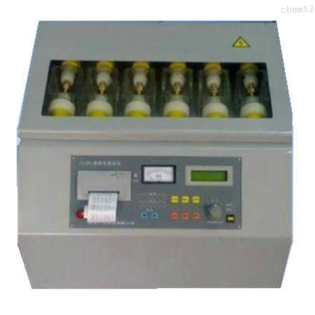 哈尔滨承试电力设备六杯绝缘油耐压测试装置