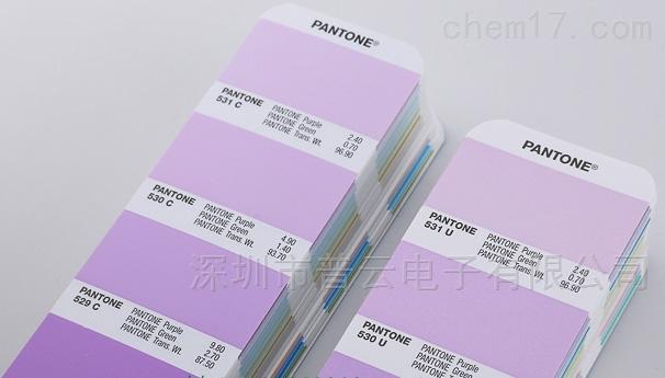美国CU潘通色卡PANTONE Color Card 进口CU色卡