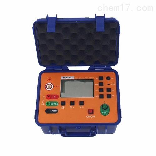 优质智能型双显绝缘电阻测试仪特价供应