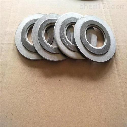 DN150基本型316金属四氟缠绕垫片加工