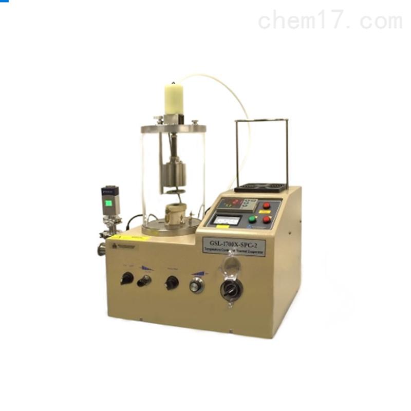 小型程序控溫蒸發鍍膜儀
