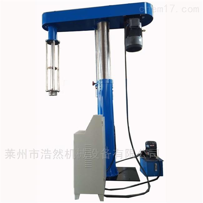 液压升降高速乳化机