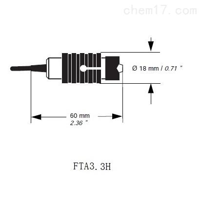 德国fischer菲希尔测量探头 铜箔电路板
