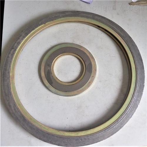 A型换热器用基本型金属缠绕垫片生产商