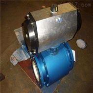 氣動耐磨陶瓷球閥Q641TC