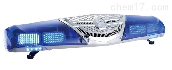 长排警示灯红蓝爆闪喊话器长排灯 LED